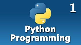 Python Programming for Absolute Beginners - Variables #1