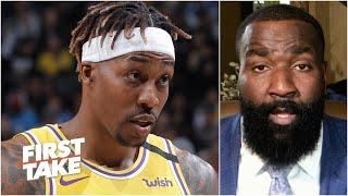 Dwight Howard's contributions to the Lakers have been phenomenal - Kendrick Perkins   First Take