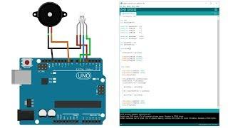Fun Programming with Arduino: Flashing Lights and Siren