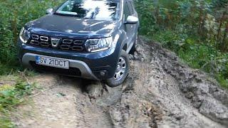 Duster Offroad Fail - Communication and Terrain Check