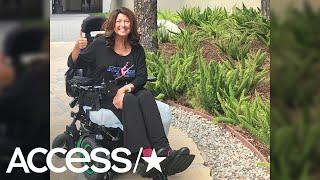 Abby Lee Miller Remaining Positive Despite Reports That She May Never Walk Again | Access