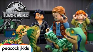 Dinosaur TRAIN-ing | LEGO JURASSIC WORLD: LEGEND OF ISLA NUBLAR