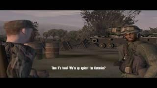 """Operation Flashpoint: Cold War Crisis: Cut scene - """"Hammer time"""""""