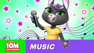 ???? TALKING BECCA - Little Miss Perfect ???? Talking Tom and Friends FULL Music Video