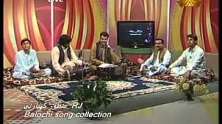 بلوچی Balochi song collection by rj manzoor kiazai