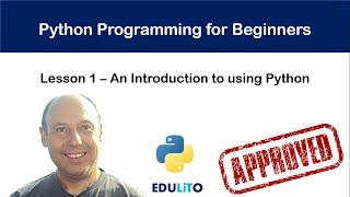 Python Tutorial for Absolute Beginners #1 An Introduction to Python