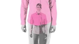Redington Coastal Technical Guide Shirt - UPF 30+, Roll-Up Long Sleeve (For Women)