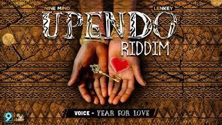 "Voice - Year For Love (Upendo Riddim) ""2018 Soca"" (Trinidad)"