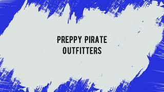 "Preppy Pirate Outfitters  ""Local Fruit"" Tropical Camp Shirt - Mens Coastal Clothing Brand"