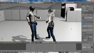 PUBG PLAYER MODAL IN BLENDER TUTORIAL CAN I MAKE ANIMATION VIDEO 3D 2020