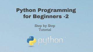 Python Tutorial for Beginners -2 | Data type and Variables | LearnAakash
