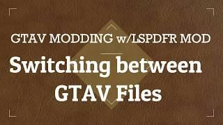 HOW TO USE MULTIPLE GTA5 GAME FOLDERS (GTAV MODDING TUTORIAL)