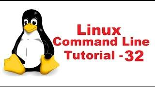 Linux Command Line Tutorial For Beginners 32 -  date command